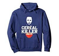 Halloween Inspired Design For Horror Lovers Shirts Hoodie Navy