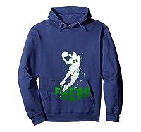 Gift For Milwaukee Basketball Bucks Freak 34 Player Shirts Hoodie Navy
