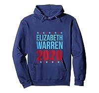 Elizabeth Warren For President 2020 Election S Day Tank Top Shirts Hoodie Navy