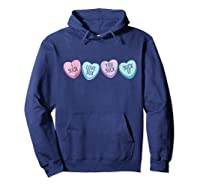 Funny Anti Valentine S Day T Shirt Sarcastic Love Sucks Gift Hoodie Navy