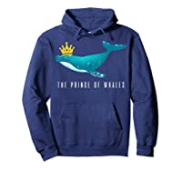 The Prince Of Whales Funny Trump Royal Political Meme Lover Shirts Hoodie Navy