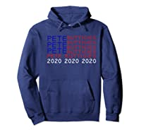 Pete Buttigieg President 2020 Campaign Shirt 2020 Election Premium T Shirt Hoodie Navy