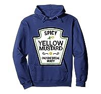 Mustard Condits Group Halloween Costumes T-shirt T-shirt Hoodie Navy