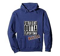 Straight Outta Flavortown Nevada T-shirt Hoodie Navy