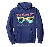 Gulf Shores Beach Alabama Paradise Lost Shirts Hoodie Navy