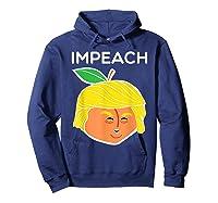 Anti Trump Impeach Dump Trump T Shirt Funny Gifts T Shirt Hoodie Navy