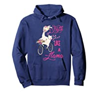Floral Breast Cancer Awareness Month Figth Premium T Shirt Hoodie Navy