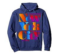 New York City T Shirt Urban Nyc Fashion Style T Shirt Nyc T Shirt Hoodie Navy