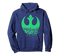Star Wars Saint Patrick S Day Rebel Alliance Premium Ts Shirts Hoodie Navy