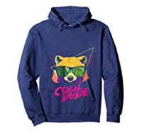Cool Bear Fun Party Costume Cute Easy Animal Halloween Gift Shirts Hoodie Navy