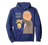 Putin S Puppet Donald Trump Anti Trump Impeach Trump Gift T Shirt Hoodie Navy