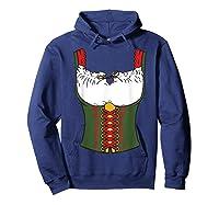 Oktoberfest Dirndl Beer Festival In Germany Gift Shirts Hoodie Navy