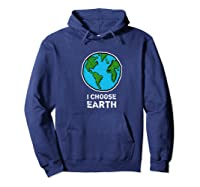 Earth Wind Fire Water Science March Scientist Day Tshirt Hoodie Navy
