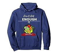 Can T Get Enough Of Soul Food Vegan Vegetarian T Shirt Hoodie Navy