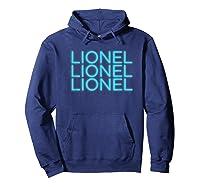 Lionel Richie - Lionel Neon T-shirt Hoodie Navy