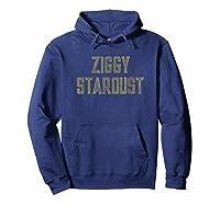 David Bowie Ziggy Stardust Shirts Hoodie Navy
