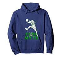 Gift For Milwaukee Basketball Bucks Fans 34 R The Myth Shirts Hoodie Navy