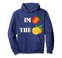 Impeach The Orange Not This President Anti 45th T Shirt Hoodie Navy