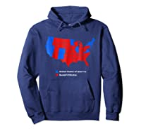 Best Proud Democrat Gifts Ts Shirts Hoodie Navy