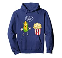 Is That You Bro Popcorn Shirts Hoodie Navy