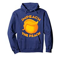 Impeach Halloween Premium T Shirt For Girls And Adults Hoodie Navy