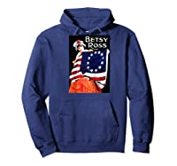 Vintage Independence Day B Boss Ross 4th Of July Baseball Shirts Hoodie Navy