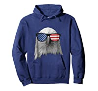 Election Day 2018 Patriotic Eagle T Shirt Hoodie Navy