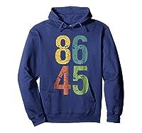 8645 T Shirt Impeach Trump Hoodie Navy