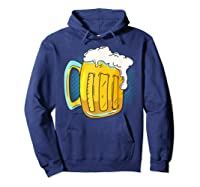 I Like Beer Shirt Professional Drinker Shirt Craft Beer Tee Hoodie Navy