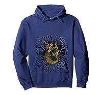 June Girl The Soul Of A Mermaid Tshirt Funny Gifts T Shirt Hoodie Navy