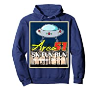 Area 51 5k Fun Run They Can't Stop All Of Us Shirts Hoodie Navy