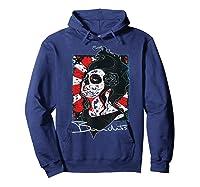 Bandits T Shirt Hoodie Navy