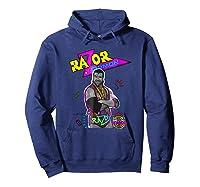 Wwe Nerds - Razor Ramon T-shirt Hoodie Navy