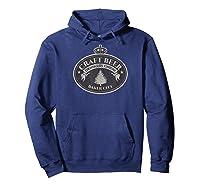 Craft Beer Lovers Shirt Baker City Oregon T Shirt Hoodie Navy
