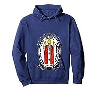 Saint Pope John Paul Ii Patron Of World Day T Shirt Hoodie Navy