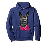 King Shepherd Premium T-shirt Hoodie Navy