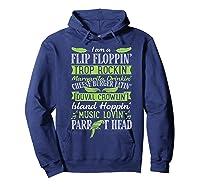 Parrot Shirt - Parrot Head Tshirts Hoodie Navy