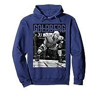 Bill Goldberg Iconic Graphic Shirts Hoodie Navy