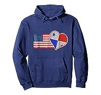 Pa T-shirt Usa Flag Spanish Tea Spanish Quotes Hoodie Navy