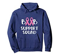 Pink Night Football Breast Cancer Awareness Month Supporter T Shirt Hoodie Navy