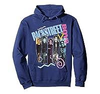 Vintage Backstreet Boy T Shirt Gift Halloween T Shirt Hoodie Navy
