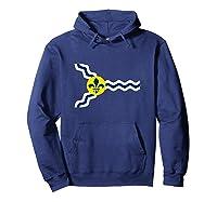St Louis Flag Shirt St Louis City Flag T Shirt Hoodie Navy