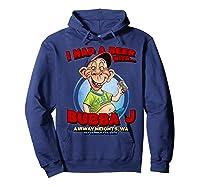 Bubba J Airway Heights Wa Shirts Hoodie Navy