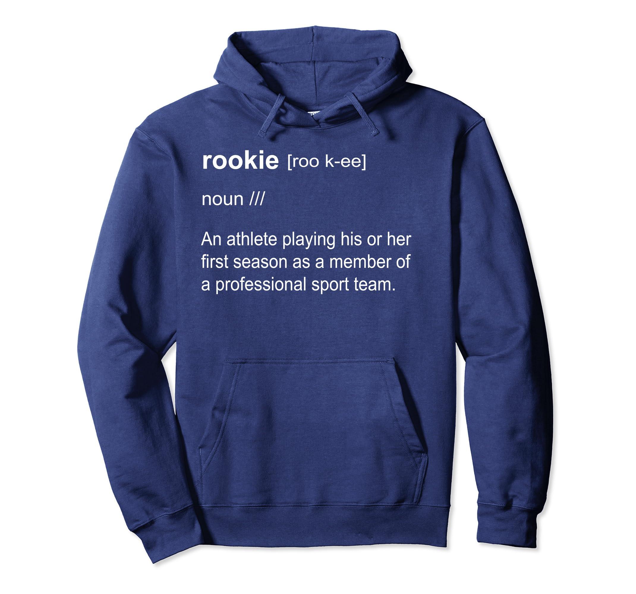 Rookie Definition Hoodie-ln