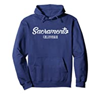 Sacrato California Souvenir Landmark Gif Shirts Hoodie Navy