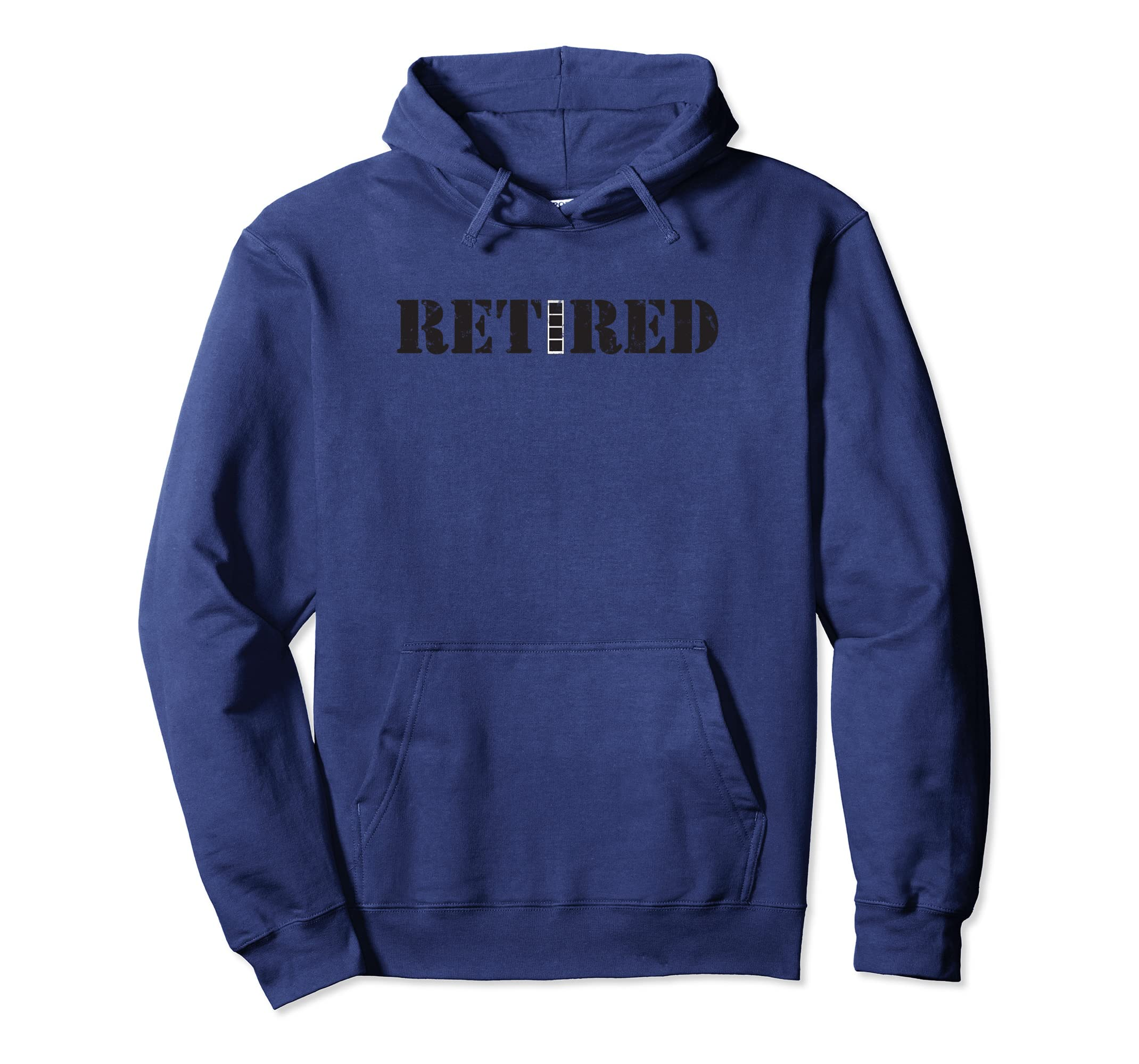 US Army CW4 Retired Eagle Rising Hoodie