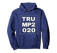 Trump 2020 Shirts Hoodie Navy