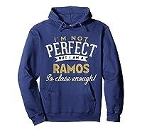 Ramos Family Reunion Shirts Hoodie Navy