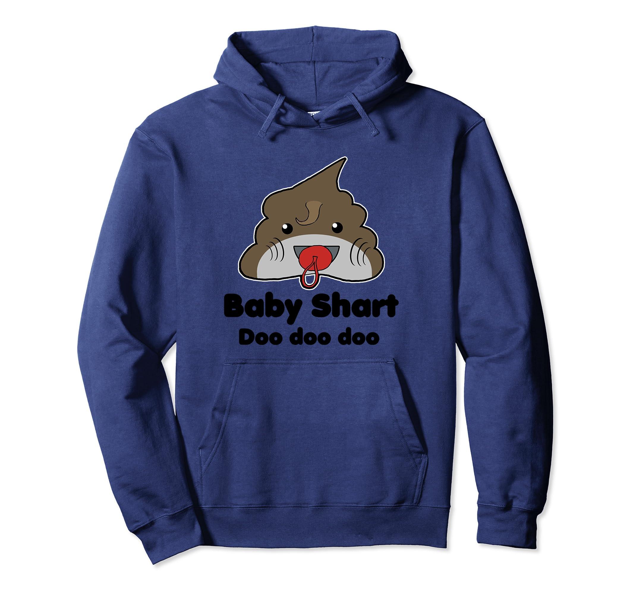Amazon com: Baby Shark Doo Doo Doo Funny Shart Poop Emoji