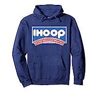 Ihoop Buckets For Breakfas Fun Basketball Shirts Hoodie Navy